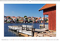 Bohuslän. Lysekil - Fiskebäckskil - Grundsund (Wandkalender 2019 DIN A3 quer) - Produktdetailbild 11