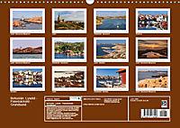Bohuslän. Lysekil - Fiskebäckskil - Grundsund (Wandkalender 2019 DIN A3 quer) - Produktdetailbild 13