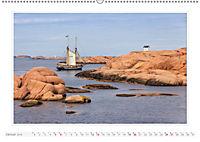 Bohuslän. Lysekil - Fiskebäckskil - Grundsund (Wandkalender 2019 DIN A2 quer) - Produktdetailbild 1