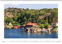 Bohuslän. Lysekil - Fiskebäckskil - Grundsund (Wandkalender 2019 DIN A2 quer) - Produktdetailbild 6