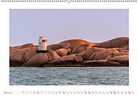 Bohuslän. Lysekil - Fiskebäckskil - Grundsund (Wandkalender 2019 DIN A2 quer) - Produktdetailbild 5