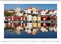 Bohuslän. Lysekil - Fiskebäckskil - Grundsund (Wandkalender 2019 DIN A2 quer) - Produktdetailbild 9