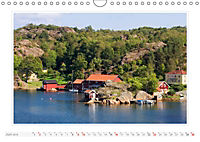 Bohuslän. Lysekil - Fiskebäckskil - Grundsund (Wandkalender 2019 DIN A4 quer) - Produktdetailbild 6