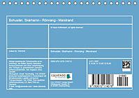 Bohuslän. Skärhamn - Rönnäng - Marstrand (Tischkalender 2019 DIN A5 quer) - Produktdetailbild 13