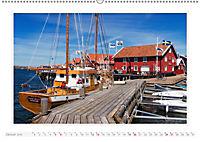 Bohuslän. Skärhamn - Rönnäng - Marstrand (Wandkalender 2019 DIN A2 quer) - Produktdetailbild 1