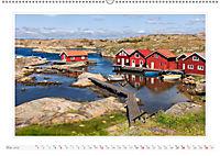Bohuslän. Smögen - Hunnebostrand - Kungshamn (Wandkalender 2019 DIN A2 quer) - Produktdetailbild 5