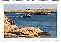 Bohuslän. Smögen - Hunnebostrand - Kungshamn (Wandkalender 2019 DIN A2 quer) - Produktdetailbild 9