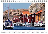 Bohuslän. Smögen - Hunnebostrand - Kungshamn (Tischkalender 2019 DIN A5 quer) - Produktdetailbild 1