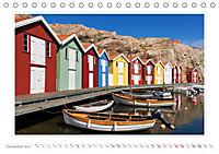 Bohuslän. Smögen - Hunnebostrand - Kungshamn (Tischkalender 2019 DIN A5 quer) - Produktdetailbild 12