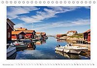Bohuslän. Smögen - Hunnebostrand - Kungshamn (Tischkalender 2019 DIN A5 quer) - Produktdetailbild 11
