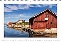 Bohuslän. Smögen - Hunnebostrand - Kungshamn (Wandkalender 2019 DIN A3 quer) - Produktdetailbild 2