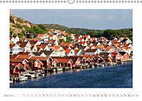Bohuslän. Smögen - Hunnebostrand - Kungshamn (Wandkalender 2019 DIN A3 quer) - Produktdetailbild 4