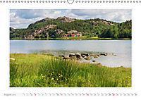 Bohuslän. Smögen - Hunnebostrand - Kungshamn (Wandkalender 2019 DIN A3 quer) - Produktdetailbild 8
