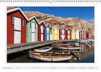 Bohuslän. Smögen - Hunnebostrand - Kungshamn (Wandkalender 2019 DIN A3 quer) - Produktdetailbild 12