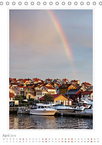 Bohuslän - über Stadt und Land (Tischkalender 2019 DIN A5 hoch) - Produktdetailbild 4