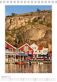 Bohuslän - über Stadt und Land (Tischkalender 2019 DIN A5 hoch) - Produktdetailbild 1