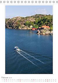 Bohuslän - über Stadt und Land (Tischkalender 2019 DIN A5 hoch) - Produktdetailbild 2
