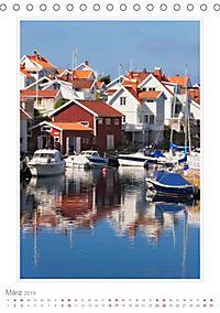 Bohuslän - über Stadt und Land (Tischkalender 2019 DIN A5 hoch) - Produktdetailbild 3
