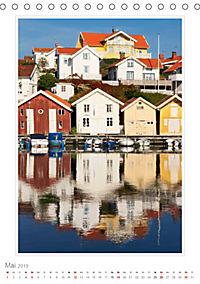 Bohuslän - über Stadt und Land (Tischkalender 2019 DIN A5 hoch) - Produktdetailbild 5