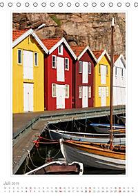 Bohuslän - über Stadt und Land (Tischkalender 2019 DIN A5 hoch) - Produktdetailbild 7