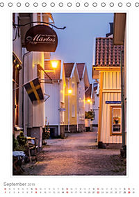 Bohuslän - über Stadt und Land (Tischkalender 2019 DIN A5 hoch) - Produktdetailbild 9
