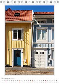 Bohuslän - über Stadt und Land (Tischkalender 2019 DIN A5 hoch) - Produktdetailbild 11