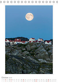 Bohuslän - über Stadt und Land (Tischkalender 2019 DIN A5 hoch) - Produktdetailbild 10