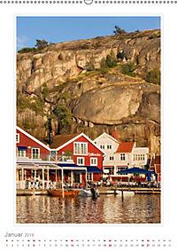 Bohuslän - über Stadt und Land (Wandkalender 2019 DIN A2 hoch) - Produktdetailbild 1