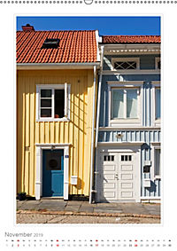Bohuslän - über Stadt und Land (Wandkalender 2019 DIN A2 hoch) - Produktdetailbild 11