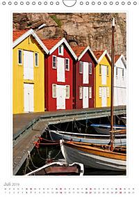 Bohuslän - über Stadt und Land (Wandkalender 2019 DIN A4 hoch) - Produktdetailbild 7