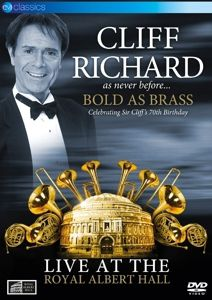 Bold As Brass-Live At The Royal Albert Hall, Cliff Richard