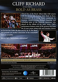 Bold As Brass-Live At The Royal Albert Hall - Produktdetailbild 1
