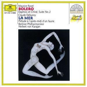 Bolero/La Mer/+, Herbert von Karajan, Bp