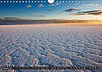 Bolivia Andean landscapes / UK-Version (Wall Calendar 2019 DIN A4 Landscape) - Produktdetailbild 1