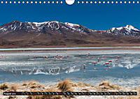 Bolivia Andean landscapes / UK-Version (Wall Calendar 2019 DIN A4 Landscape) - Produktdetailbild 8