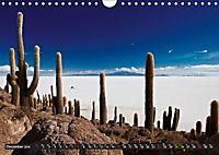 Bolivia Andean landscapes / UK-Version (Wall Calendar 2019 DIN A4 Landscape) - Produktdetailbild 12
