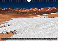 Bolivia Andean landscapes / UK-Version (Wall Calendar 2019 DIN A4 Landscape) - Produktdetailbild 2