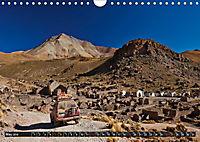 Bolivia Andean landscapes / UK-Version (Wall Calendar 2019 DIN A4 Landscape) - Produktdetailbild 5