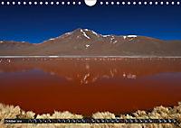 Bolivia Andean landscapes / UK-Version (Wall Calendar 2019 DIN A4 Landscape) - Produktdetailbild 10