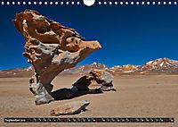 Bolivia Andean landscapes / UK-Version (Wall Calendar 2019 DIN A4 Landscape) - Produktdetailbild 9