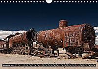 Bolivia Andean landscapes / UK-Version (Wall Calendar 2019 DIN A4 Landscape) - Produktdetailbild 11