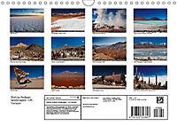 Bolivia Andean landscapes / UK-Version (Wall Calendar 2019 DIN A4 Landscape) - Produktdetailbild 13