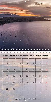 BOLIVIA Lake Titicaca and Copacabana (Wall Calendar 2019 300 × 300 mm Square) - Produktdetailbild 4