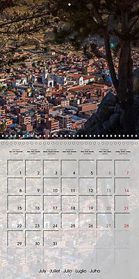 BOLIVIA Lake Titicaca and Copacabana (Wall Calendar 2019 300 × 300 mm Square) - Produktdetailbild 7