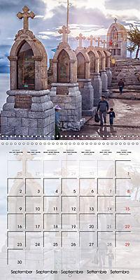 BOLIVIA Lake Titicaca and Copacabana (Wall Calendar 2019 300 × 300 mm Square) - Produktdetailbild 9