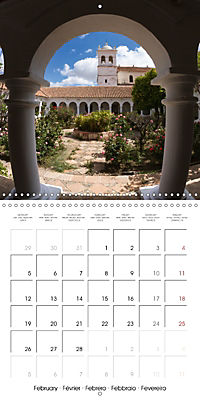 Bolivia (Wall Calendar 2018 300 × 300 mm Square) - Produktdetailbild 2