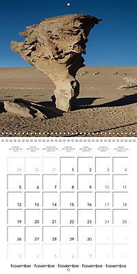 Bolivia (Wall Calendar 2018 300 × 300 mm Square) - Produktdetailbild 11
