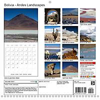 Bolivia (Wall Calendar 2018 300 × 300 mm Square) - Produktdetailbild 13