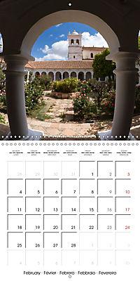 Bolivia (Wall Calendar 2019 300 × 300 mm Square) - Produktdetailbild 2