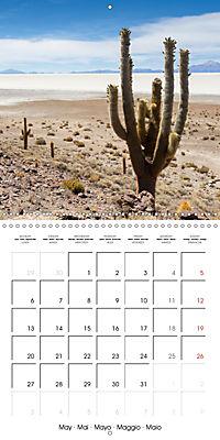 Bolivia (Wall Calendar 2019 300 × 300 mm Square) - Produktdetailbild 5